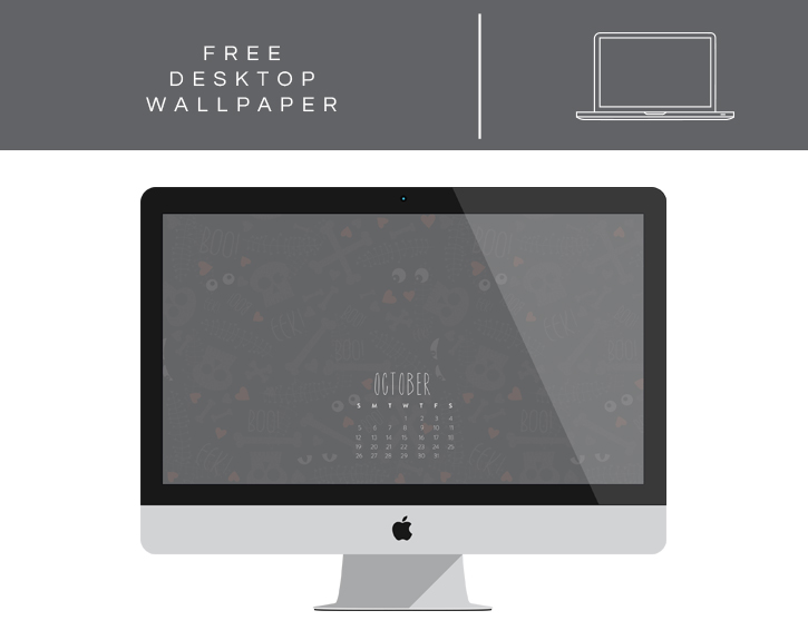 free october wallpaper | by kory woodard