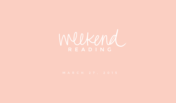 weekend reading   grab a cup of tea and check out these posts!