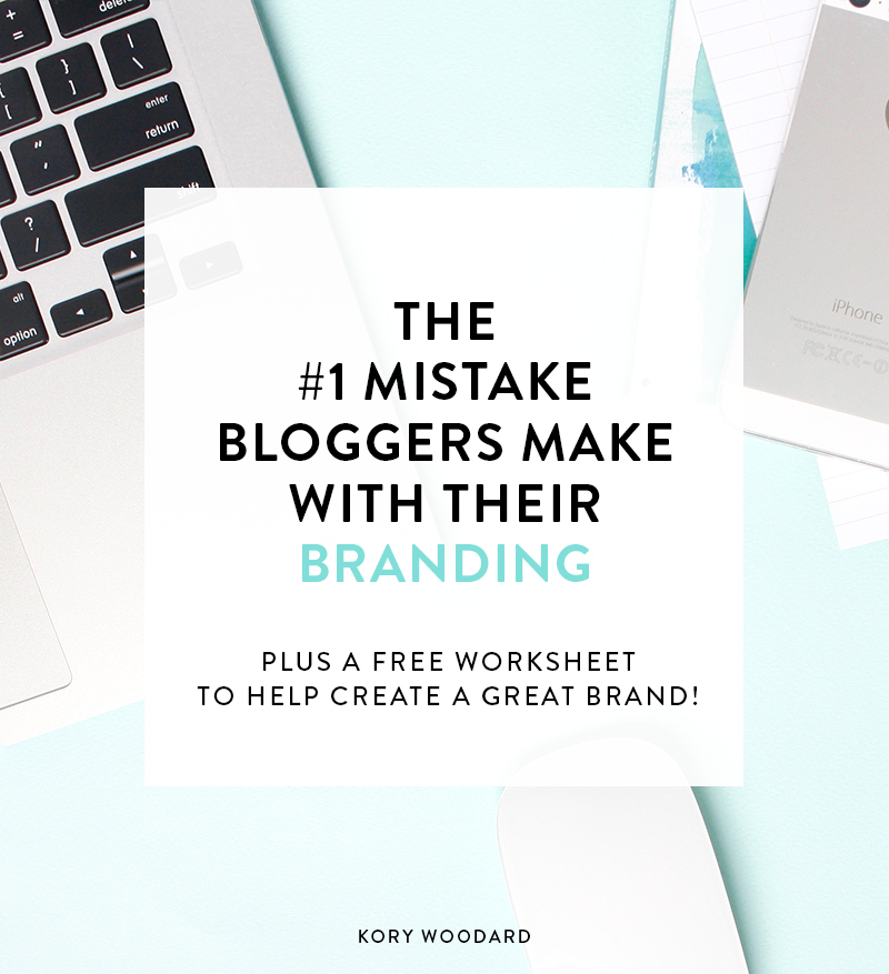 Making your blog stand out in a crowded niche takes time, hard work, and a lot of staying true to yourself. So don't make this mistake that could set you back after all of that hard work you've been putting in!