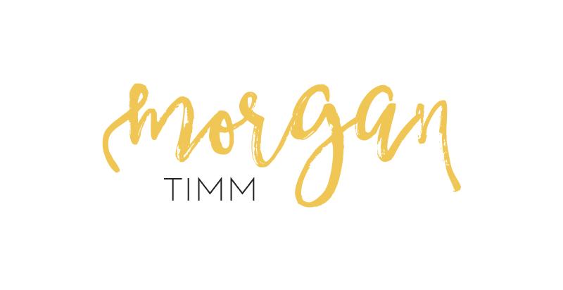 Morgan Timm logo by Kory Woodard