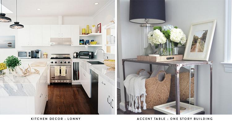 decor pieces : our home inspiration