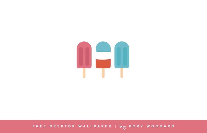 free popsicle wallpaper | by kory woodard