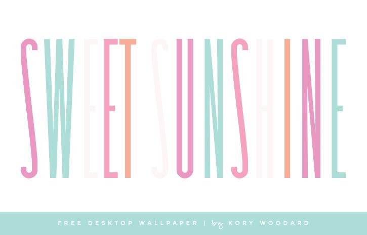free summer desktop wallpaper | by kory woodard