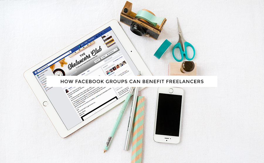 how Facebook groups can benefit freelancers