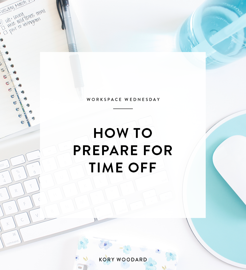 I know that being able to take time off is one of the best benefits for those of us working for ourselves, so, today I'm sharing exactly what I did so when you're looking to take time away from your business, you can feel excited instead of overwhelmed!